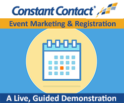Getting Started with Constant Contact Event Marketing and Registration
