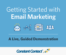 Getting Started with Constant Contact Newsletters and Announcements