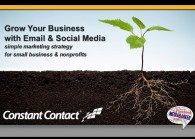 Grow Your Business with Email and Social Media