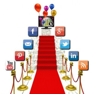 Social Media Event Marketing, getting the red carpet treatment